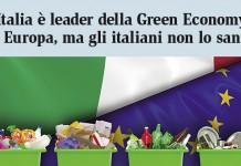 L'Italia è leader della Green Economy in Europa