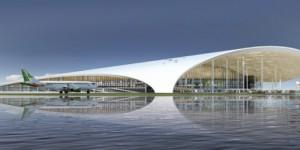 Maldive: l'aeroporto in simbiosi con la natura