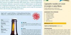 La birra Elav del mese: BEAT WEIZEN GENERATION
