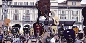 Il 23 aprile torna Mille chitarre in piazza