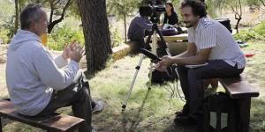 L'11 settembre 2015 in occasione de I Maestri del Paesaggio, Daniel Tarozzi fa tappa a Bergamo e incontra la rete di Cittadinanza Sostenibile