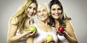 La longevità si conquista anche a tavola