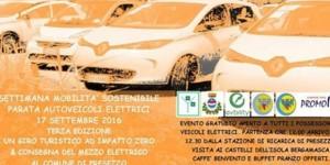 A Presezzo (Bg) III Parata mezzi elettrici e XI Festa della Sostenibilità