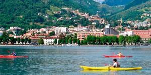 Società Canottieri Lecco. Amore per il lago e per l'ambiente