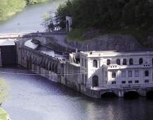 La centrale di Lecco
