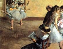 """""""Il balletto classico"""" di Degas, nella mostra """"Impressionismo e Avanguardie"""" a Palazzo Reale"""