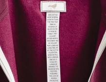 Leggere attentamente prima di… indossare!