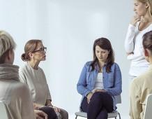 Giovani donne in terapia