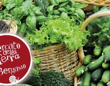 Mercato della Terra di Bergamo: sabato 8 ottobre in piazza Dante