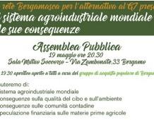 Il sistema agroindustriale mondiale e le sue conseguenze