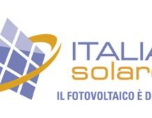 Nasce Italia Solare, dare un futuro alle energie rinnovabili