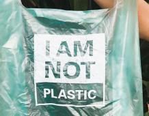 Plastica commestibile a base di manioca
