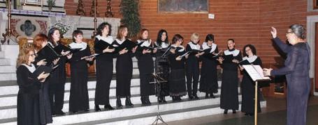 Coro in cantiere concerto Natale