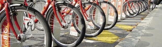 Aumenta il numero delle stazioni del servizio BikeSharing e il numero di auto bus a metano.