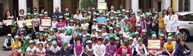 expo nelle scuole bergamasche