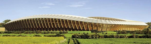 Forest Green Rovers Stadium. Lo stadio più verde del mondo