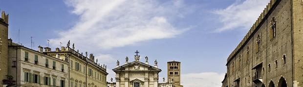 Una veste tutta nuova per la città di Mantova
