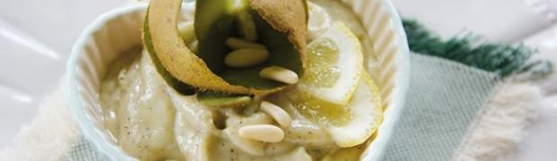 Mousse fresca di kiwi