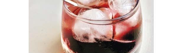 Gin autunnale all'uva nera