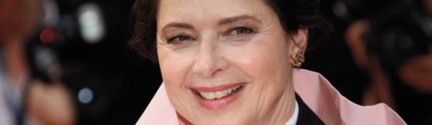 """Isabella Rossellini: """"Volevo fare la contadina"""""""