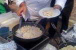 Preparazioni dello chef Chicco Coria