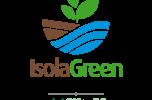 Logo isola green