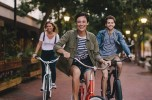 Arte, biciclette, spettacoli e gusto.