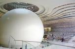 La Tianjin Binhai Library, Cina