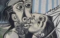 Pablo Picasso Il bacio, 1969 olio su tela, 97x130 cm Paris, Musée National Picasso Credito fotografico: © RMN-Grand Palais (Musée national Picasso-Paris) /Jean-Gilles Berizzi/ dist. Alinari