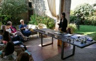 Laboratorio di profumeria botanica tra i giardini di Castello Quistini
