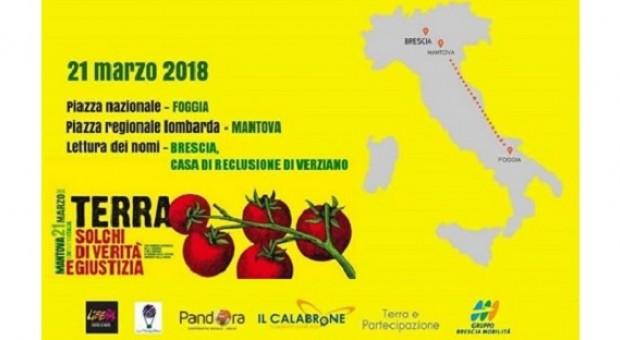 Da Foggia a Mantova a Brescia