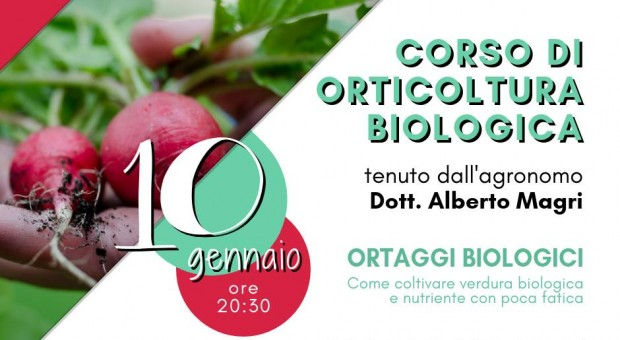 Corso di Orticoltura Biologica