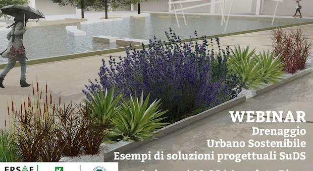Drenaggio urbano sostenibile