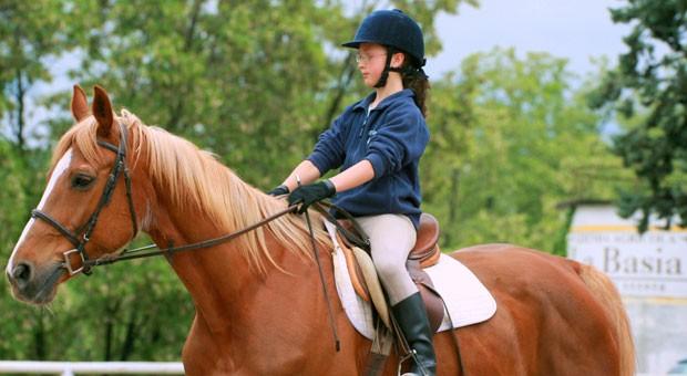 Vacanza a cavallo