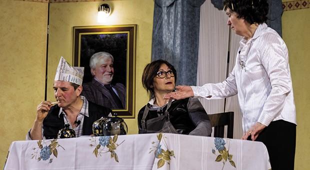 """""""Ùs da le as"""" il dialetto a teatro"""
