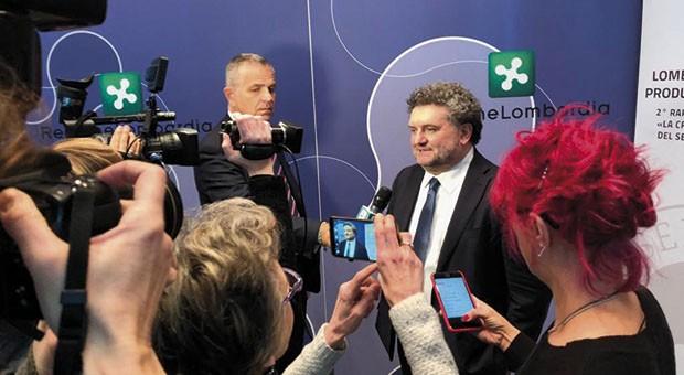 Il commento dell'assessore regionale Alessandro Mattinzoli