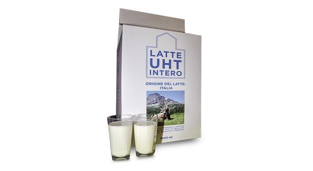 Latte UHT