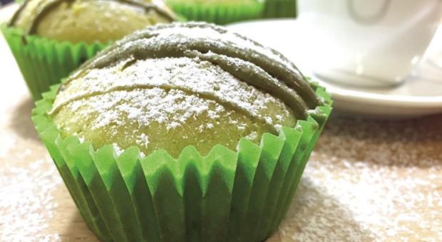 Muffin Kiwi