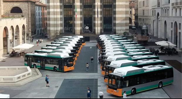 Bus Brescia
