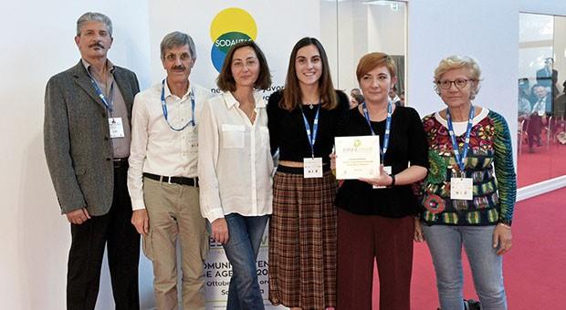 Il progetto Sauna conquista il Cresco Award 2018