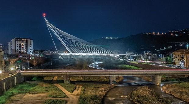 Ponte Sul Crati - Cosenza