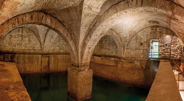 Serbatoio di Sant'Agostino (BG)