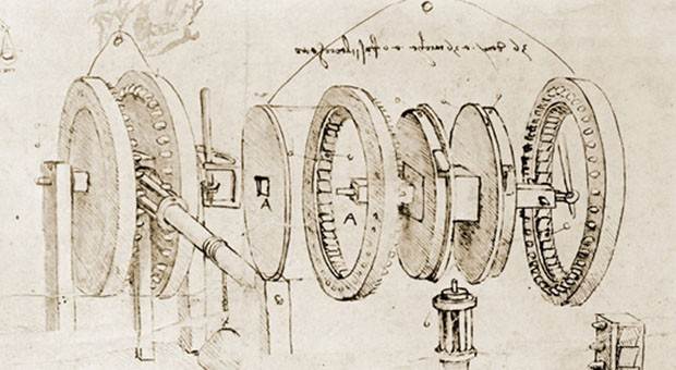 I disegni di Leonardo Da Vinci