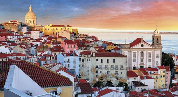 Lisbona città verde 2020.