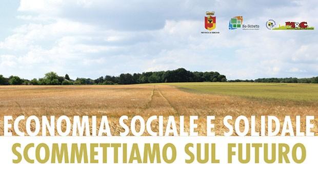 Un bando da 500mila euro a sostegno dell'Economia Sociale e Solidale