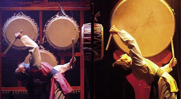 Lo Spirito del Pianeta tamburi