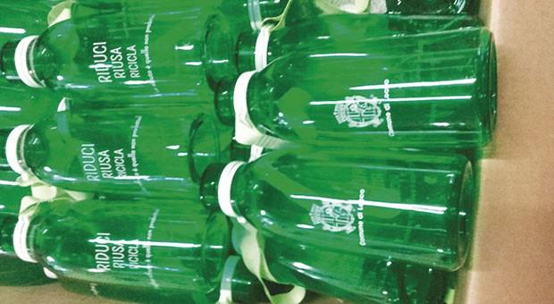 Borracce in dono agli studenti per una Lecco sempre più plastic free