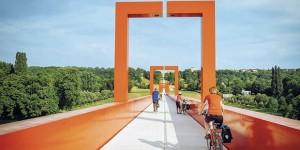 Avenue Verte: 470 km da Parigi a Londra in bicicletta