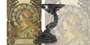 Alfons Mucha e le atmosfere Art Nouveau