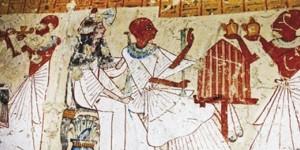 La birra nella storia, egizi